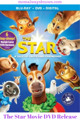 The Star Movie DVD Release plus Devon Franklin Bible Study