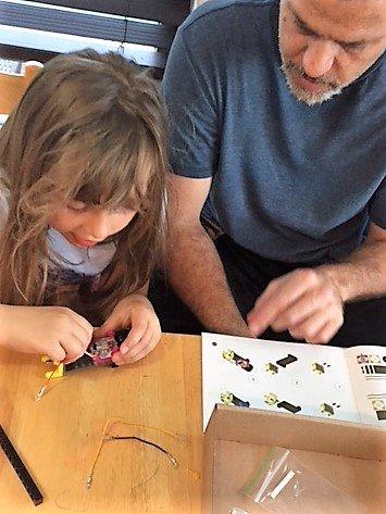 bright lights circuit cube kit