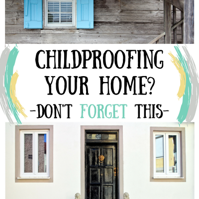 Don't Forget This When Childproofing Your House