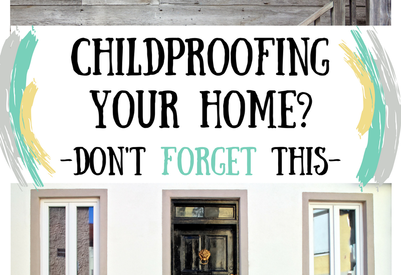 child proof your mini blinds