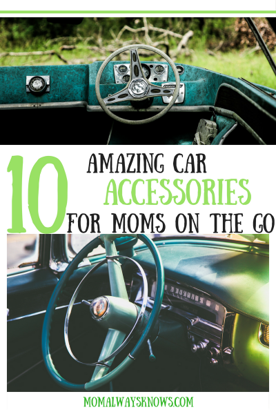 10 Amazing Car Accessories For Moms On The Go