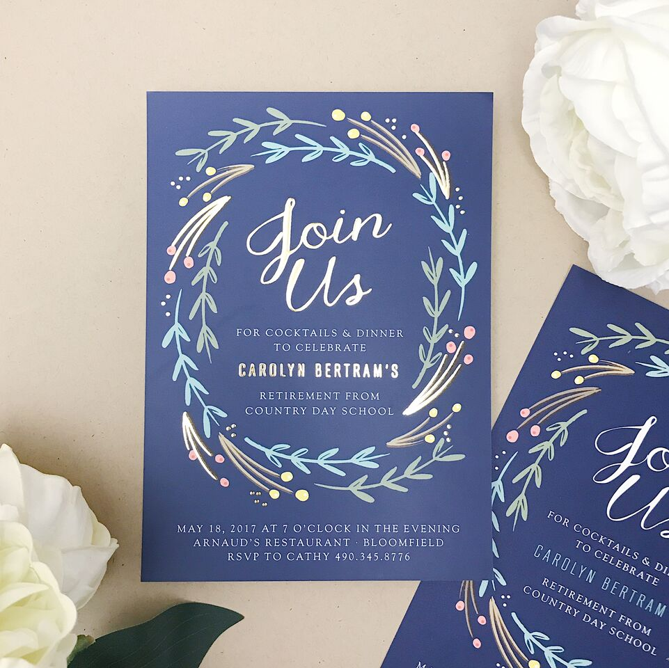 custom wedding invites online