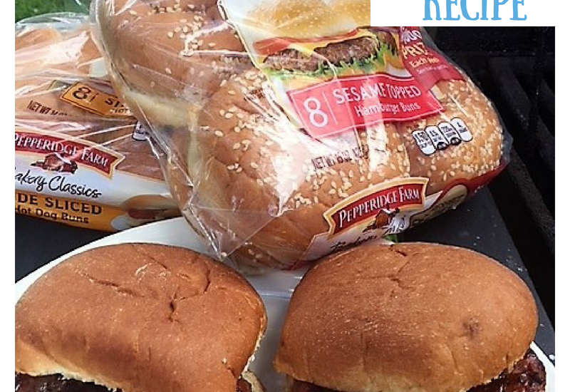 different kinds of hamburger buns