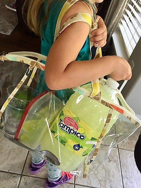 tampico lemonade with lime