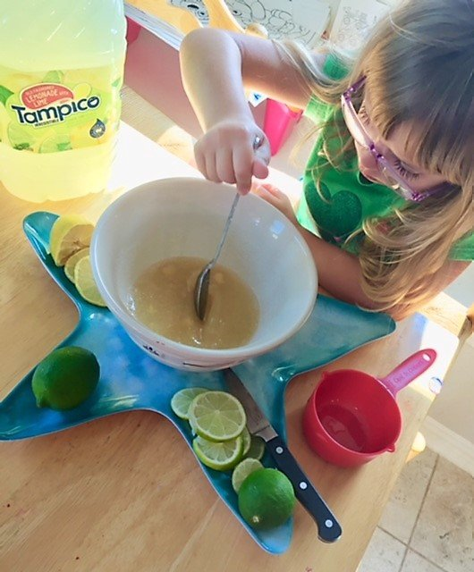 Lemon and Lime Jello Recipe