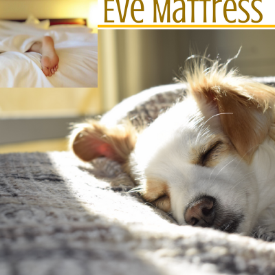 Sleep Better with the Eve Mattress