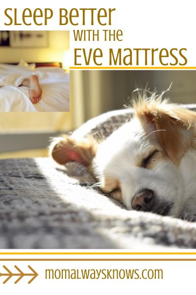 Sleep Better with the Eve Mattress