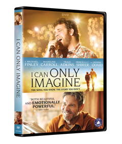 i can only imagine dvd release