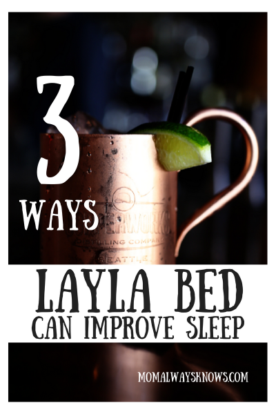 3 Ways Layla Bed Can Improve Your Sleep