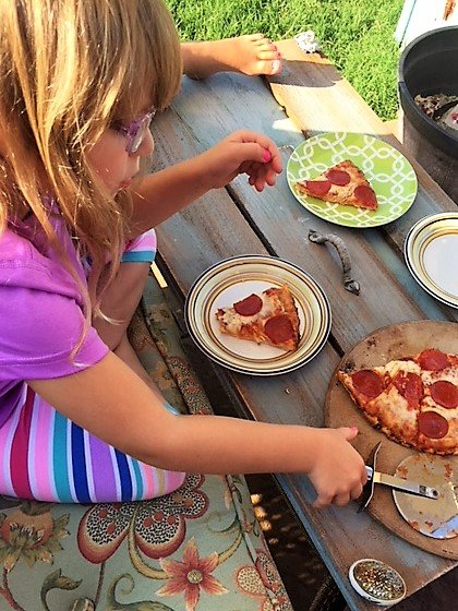 easy summer mealtime ideas