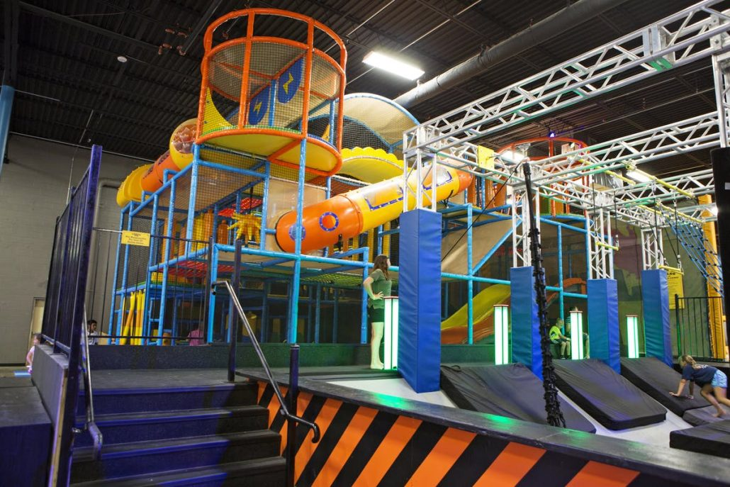 indoor playground dfw