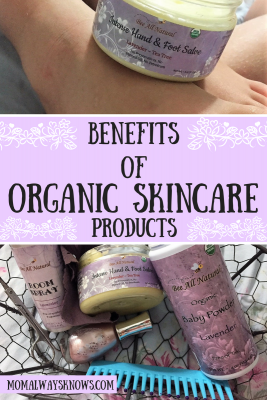 Benefits of Using Organic Skincare Products