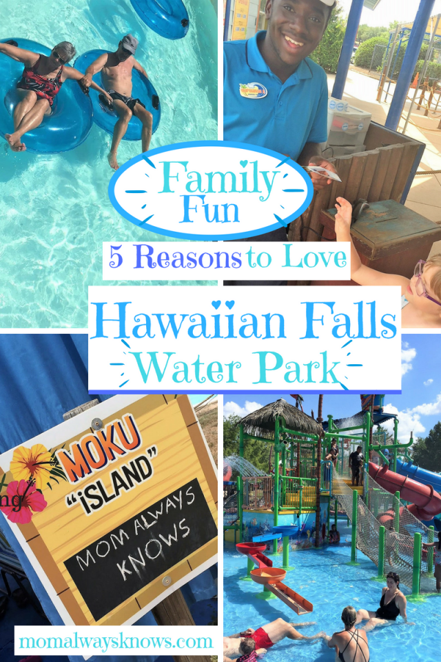 Hawaiian falls review