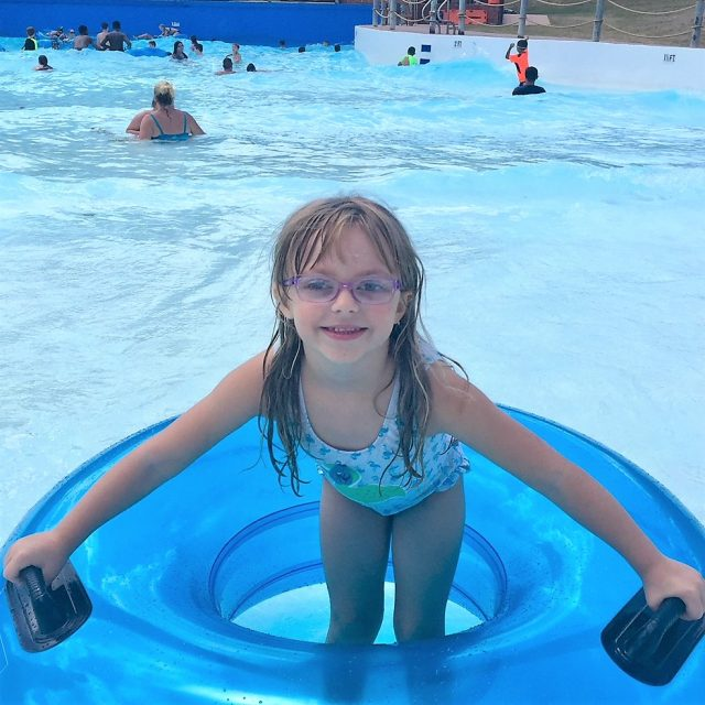wave pool in dfw