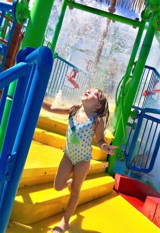 splash park for kids garland