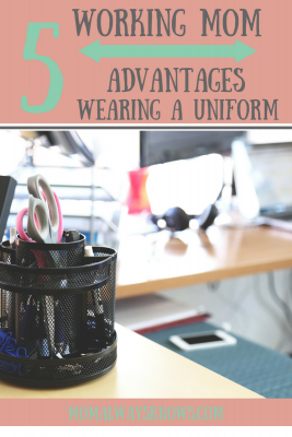 5 Advantages of Wearing an Uniform for Working Moms