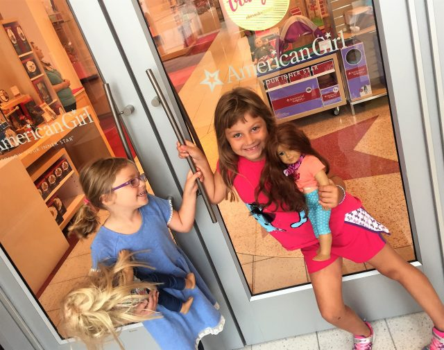 american girl store dallas