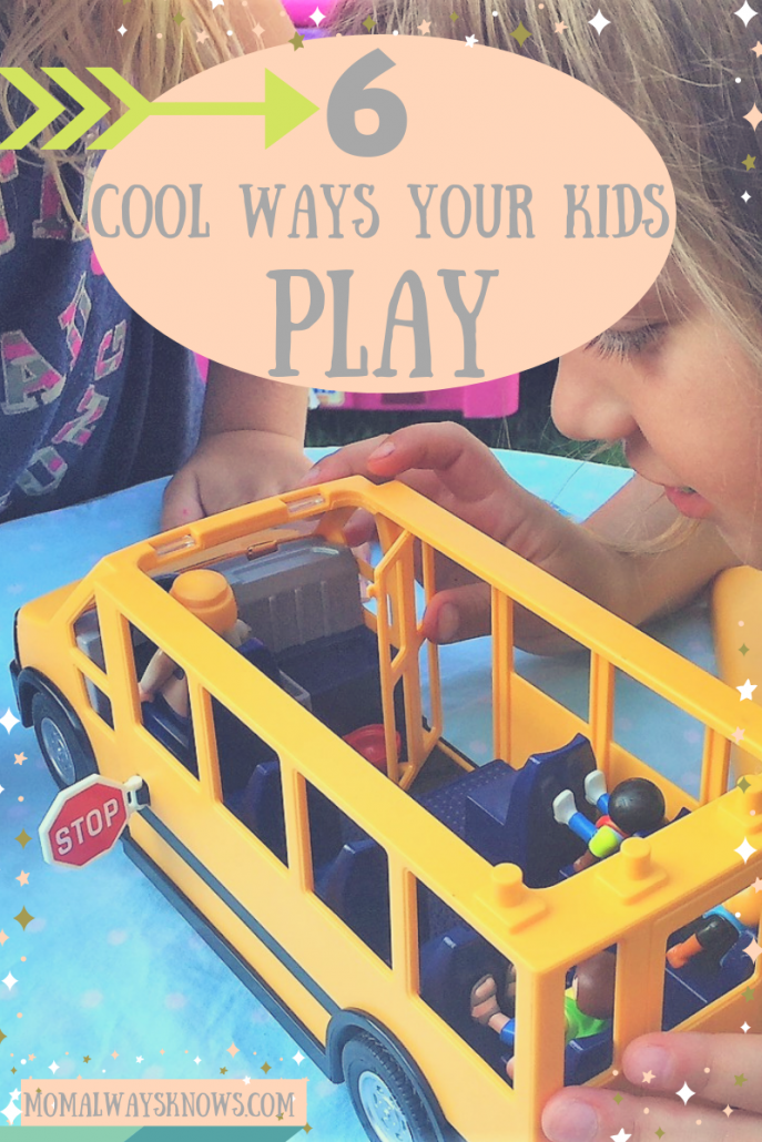 6 types of play for kids