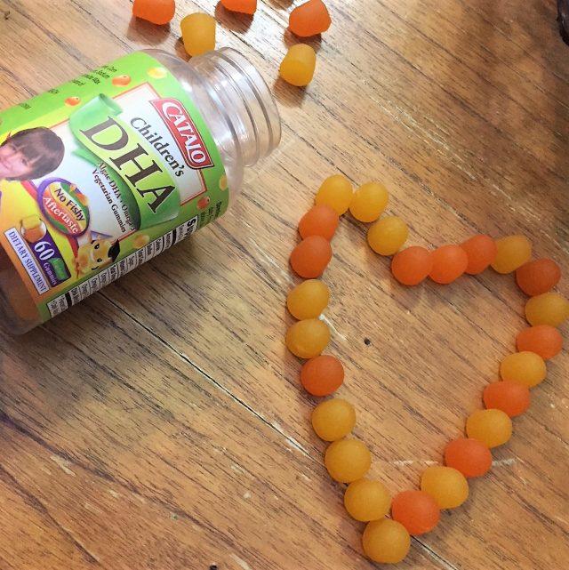 vegetarian vitamins for kids