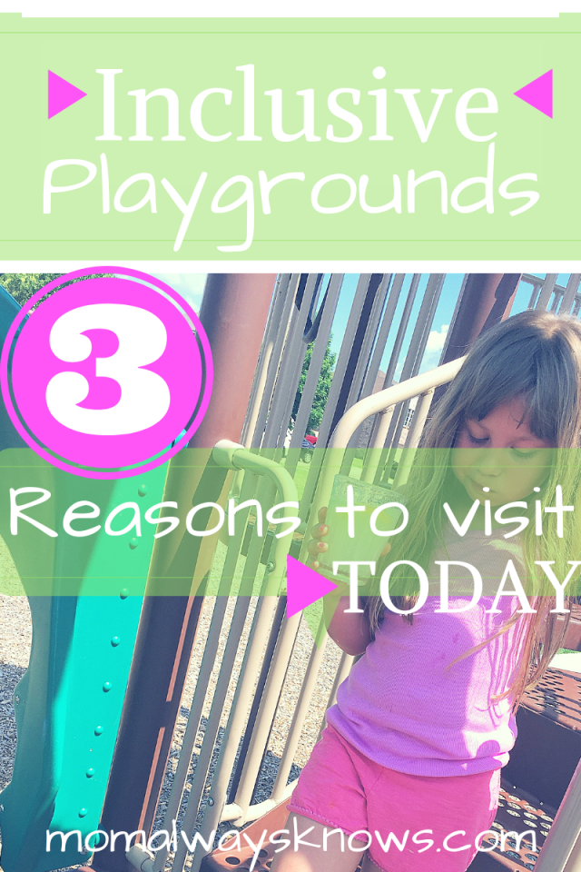 why go to inclusive playground