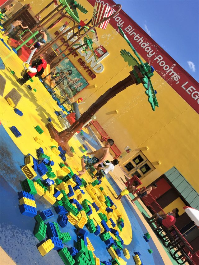splash park grapevine mills mall