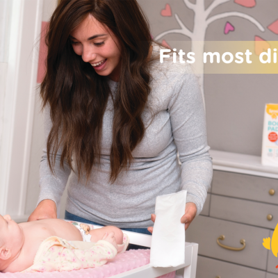 What are Sposie Diaper Doublers and How to Use Them