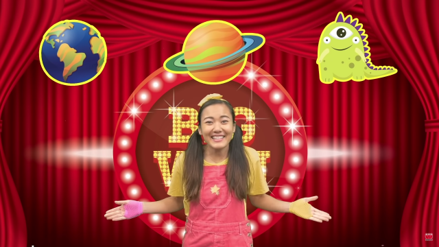 youtube game show channel for kids