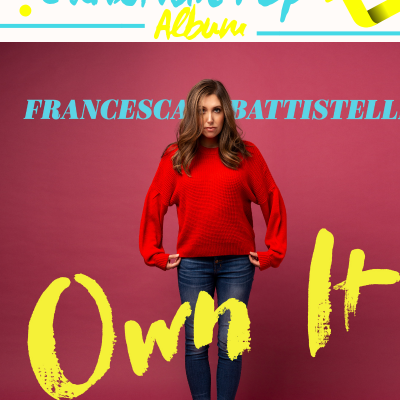 Cool Mom Pick for Best Christian Pop Album-Francesca Battistelli: Own It