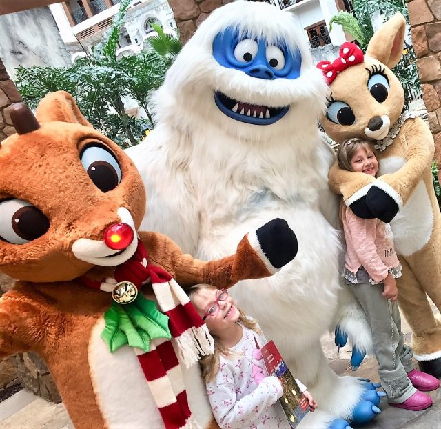 rudolph and friends gaylord