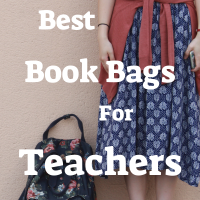 The Best Book Bags for Teachers