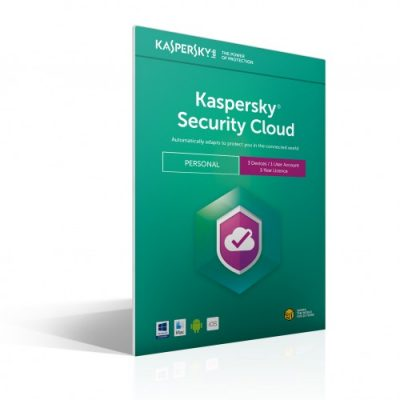 kaspersky cloud review