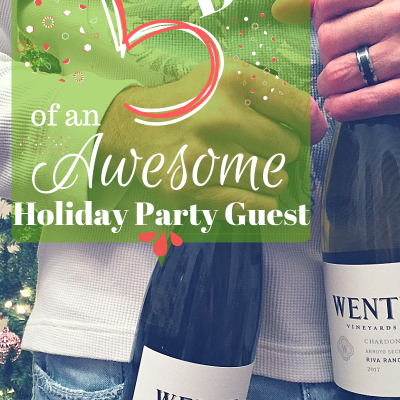 The 5 Do's of an Awesome Holiday Party Guest
