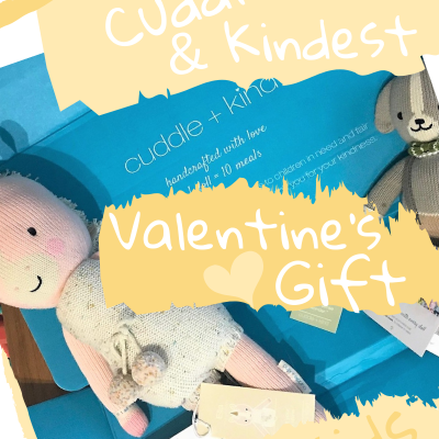 The Cuddliest and Kindest Valentine's Gift For Kids