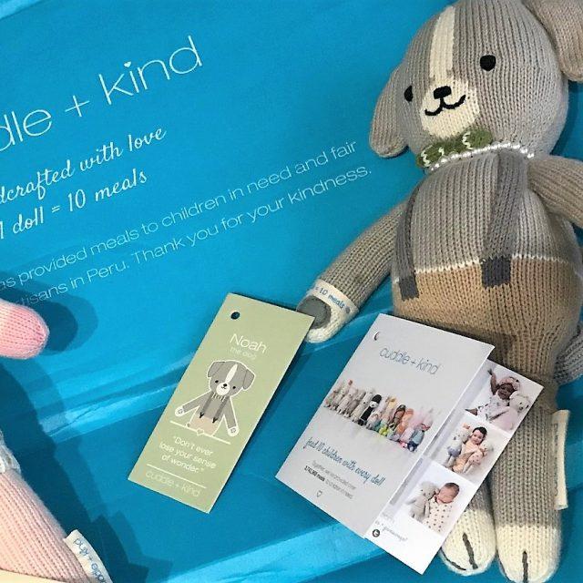 cuddle+kind noah doll