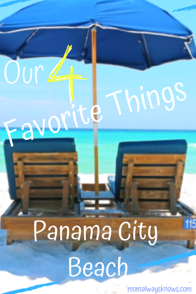 Our Four Favorite Things About Panama City Beach