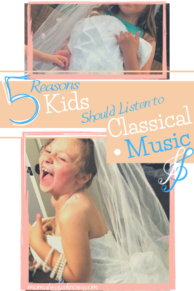 5 Amazing Reasons Kids Should Listen to Classical Music