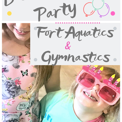 Best Birthday Party in Collin County- Fort Aquatics and Gymnastics