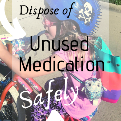 How to Dispose of Unused Medications Safely