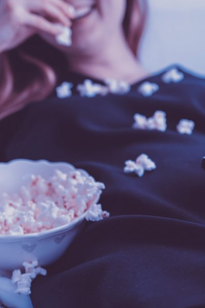 Why Microwave Popcorn Might Not be Good for you.