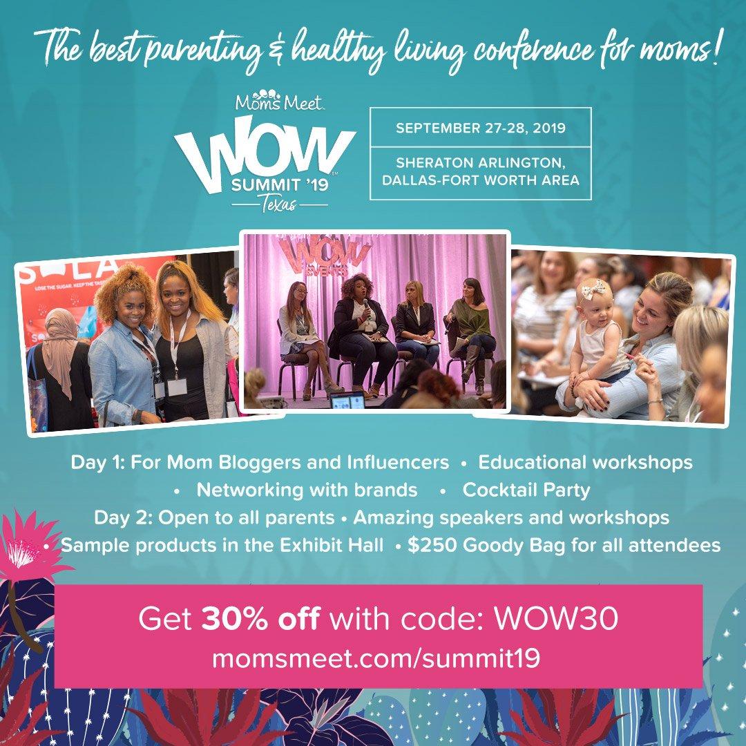 wow summit 2019 dfw