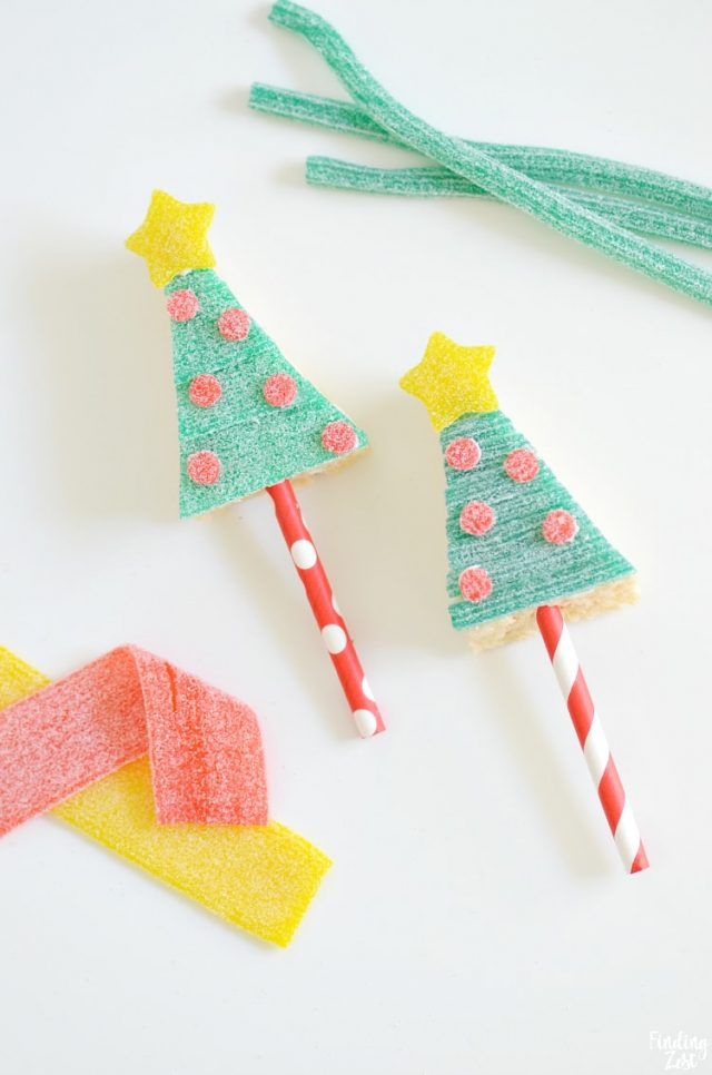 christmas tree rice krispie treat recipe best