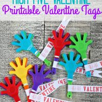 High Five Valentine