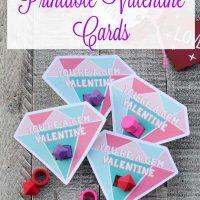 You're a Gem Valentine – Printable Cards