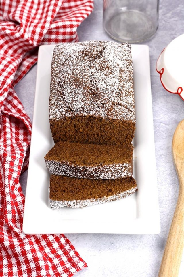homemade gingerbread recipe