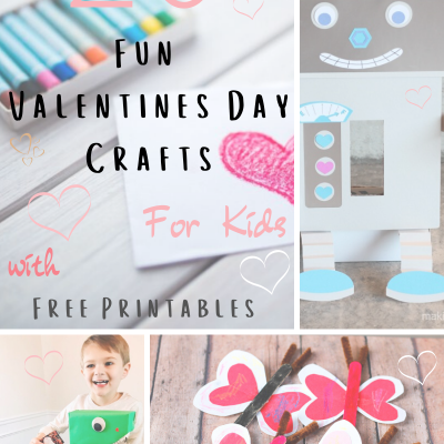 free valentines crafts for kids