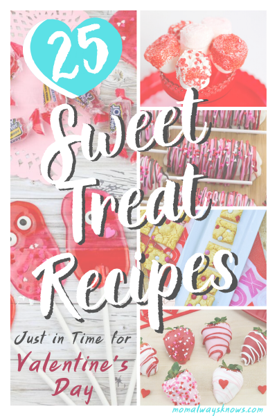 25 Sweet Treat Recipes Just in Time for Valentine's Day