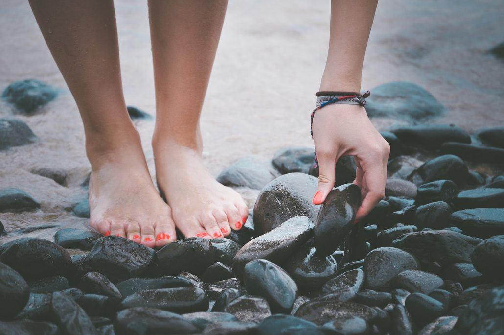 take care of cracked heels