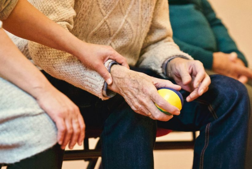 assisted living for parents